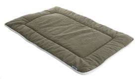 Rogz - Medium Lounge Pod Dog Ground Mat - Olive