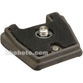 """Manfrotto 384PL-14 """"Dove Tail"""" Plate 1/4"""" Screw"""