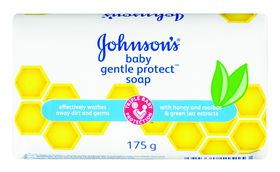 Johnson's Baby - Gentle Protect  Soap - 175g