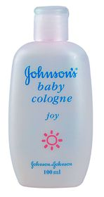 Johnson's Baby - Cologne 100ml - Joy