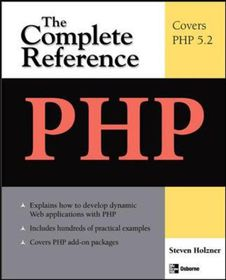 The Complete Reference PHP