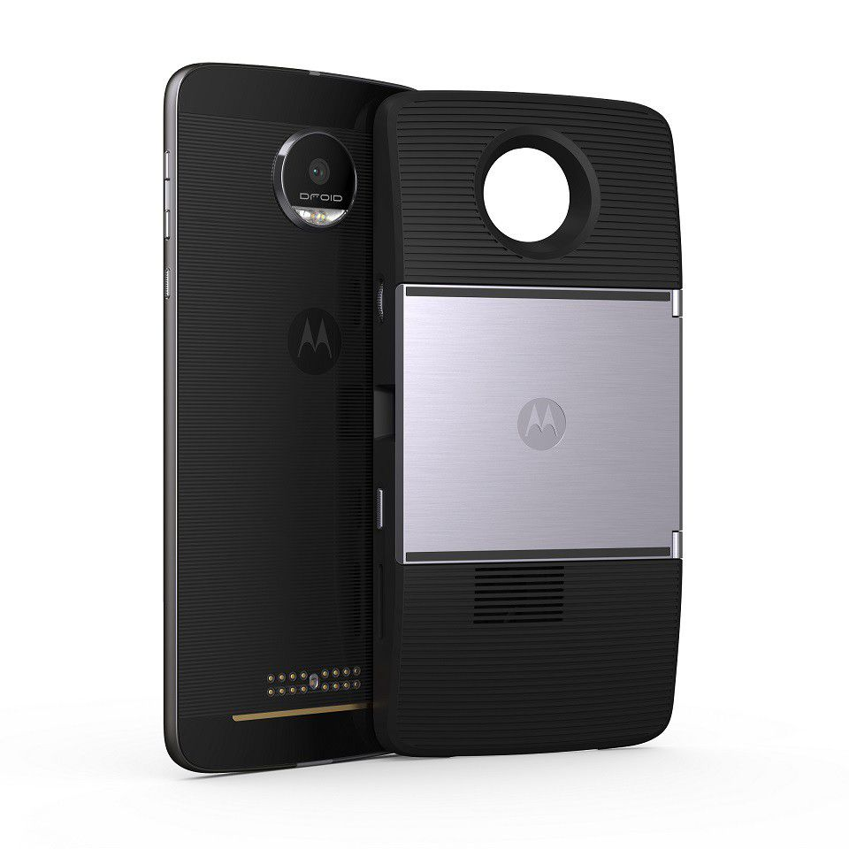 Moto Mod Instashare Projector For Moto Z Buy Online In