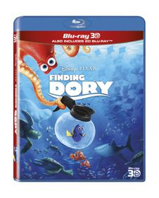 Finding Dory (3D+2D Blu-ray)