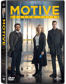 Motive Season 3 (DVD)