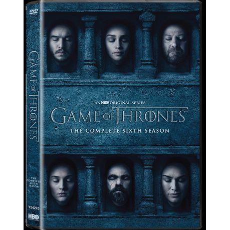 Game Of Thrones Season 6 (DVD)