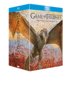 Game of Thrones Season 1-6 Box Set (Blu-ray)