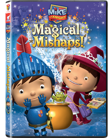 Mike The Knight: Magical Mishaps (DVD)