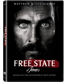 Free State of Jones (DVD)