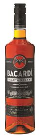 Bacardi - Carta Negra Black - 12 x 750ml