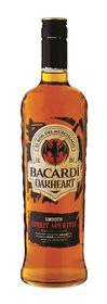 Bacardi - Oakheart - 12 x 750ml