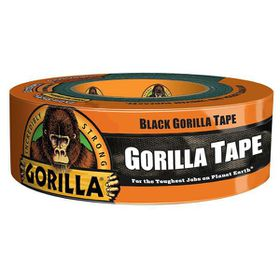Gorilla - Tape Black - 48mm x 32m