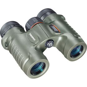 Bushnell 10x28 Trophy Green Roof Prism Compact Binocular