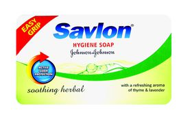 Savlon Hygiene Soap Soothing Herbal- 175g