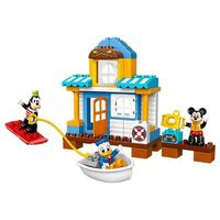 Lego Mickey And Friends Beach House