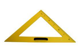 Draughtsman Black Board Set Square 45degree 40cm