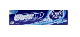 Close Up Deep Action Toothpaste Cool Breeze - 125g