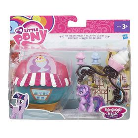 My Little Pony Friendship Is Magic Storypack - Ice Cream Stand