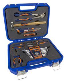 Fragram - 23 Piece Tool Kit - Blue