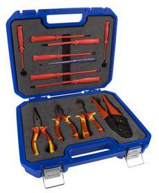 Fragram - 12 Piece Electrician Tool Kit - TOOS1586