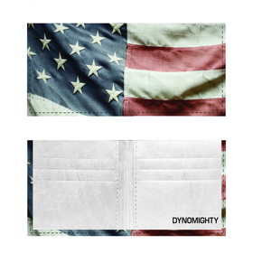 Mighty Wallet - BF American Flag