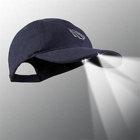 Powercap 25/75 4-LED Cotton 48 Lumen (Black)