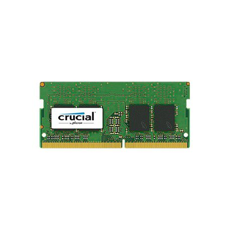 Crucial 8gb Ddr4 2400mhz So Dimm Single Rank Buy Online In South