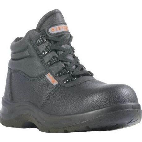 Hi-Tec - Safety Boot Askari Black with
