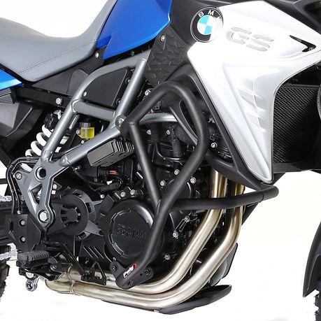 Puig Crash Bars for BMW F800 GS (13-16) - Black | Buy Online