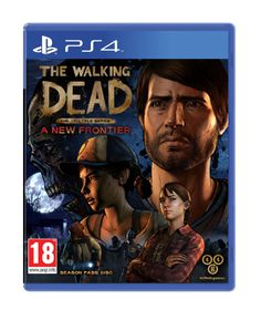 The Walking Dead - Telltale Series A new Frontier (PS4)