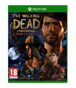 The Walking Dead - Telltale Series A new Frontier (Xbox One)