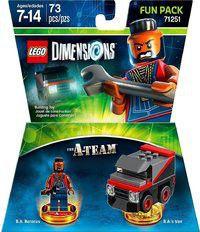LEGO Dimensions - A-Team Fun Pack