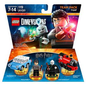 LEGO  Dimensions Team - Harry Potter