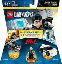 LEGO Dimensions Level - Mission Impossible