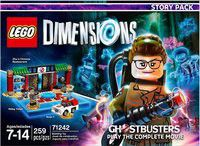 Lego Dimensions Story - New Ghostbusters Battle