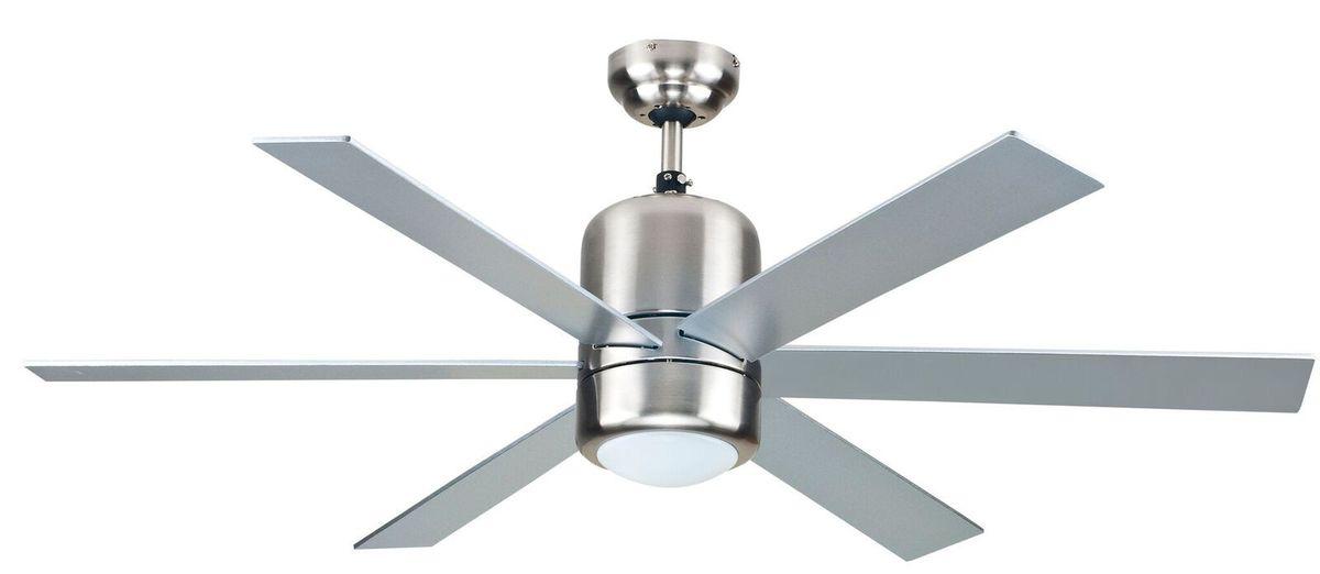 Bright Star Lighting 122cm 6 Blade Ceiling Fan And  sc 1 st  Pranksenders & 6 Blade Ceiling Fans - Pranksenders azcodes.com