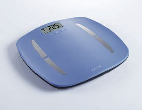 Camry - Electronic Bathroom Scale - Blue