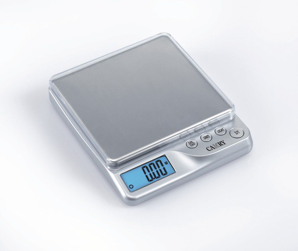Camry   Electronic Kitchen Scale   Silver. Loading Zoom