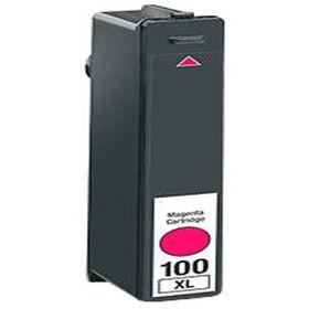 Compatible Ink Lexmark 100XL - Magenta