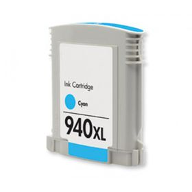 Compatible Ink HP 940XL (C4907AE) - Cyan