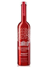 Belvedere - Red Limited Edition Bottle - 750ml