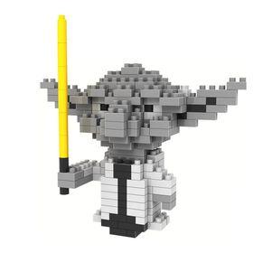 Diamond Blocks Yoda