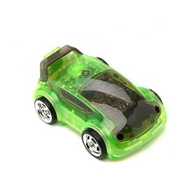 Desk Pets Car Bot - Green