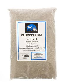 MCPets - 10kg Litter Clumping Cat