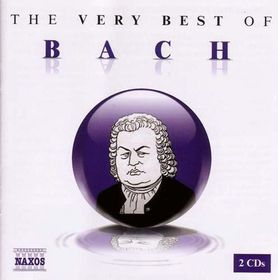 Bach - The Very Best Of (CD)