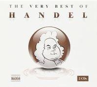 Handel - The Very Best Of (CD)