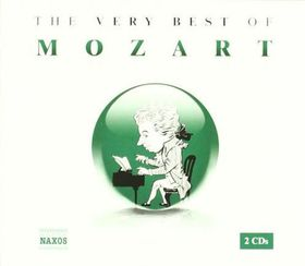 Mozart - The Very Best Of (CD)