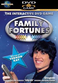 Family Fortunes 2 - Interactive DVD Game (DVD)