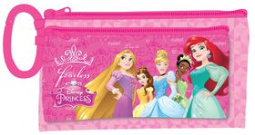 Disney Princess 2 Compartment Pencil Case