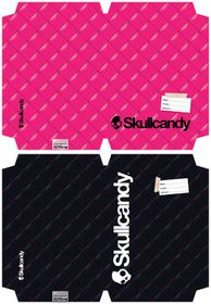 Skullcandy Girls A4 Precut Bookcovers (Pack of 5)