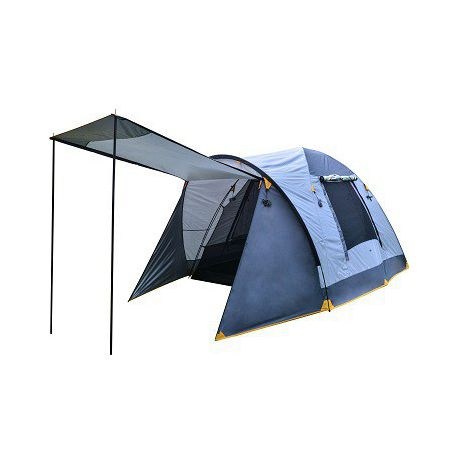 OZtrail - Genesis 4V Dome Tent - Grey/Silver  sc 1 st  Takealot.com & OZtrail - Genesis 4V Dome Tent - Grey/Silver | Buy Online in South ...